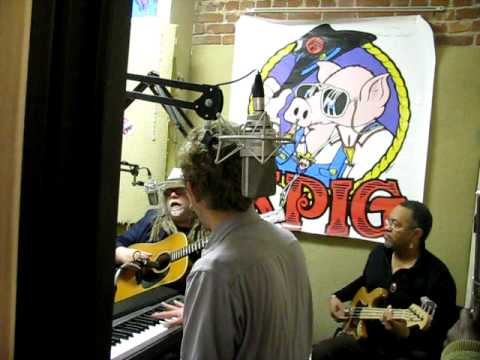 KPIGRadio - 7 Walkers on The Saturday Ham Jam~the New Orleans Crawl