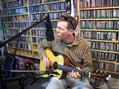 Robbie Fulks wows us in the sty studios KPIG 107.5's Please Stand By 4•11•10 [Credit: Arden]