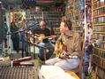 Robbie Fulks with Robbie Gjersoe in the sty studios KPIG 107.5's Please Stand By 4•11•10 [Credit: Arden]