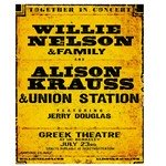 Willie Nelson / Alison Krauss @ Greek Theatre